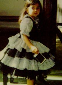 3歳のMay_J