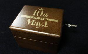 May J オルゴール